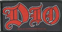 Dio Patch Logo Woven Patch
