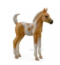 CollectA 88669 Standing Palomino Pinto Foal Horse Model Toy Figurine - NIP
