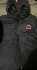 Rare Nike NFL Chicago Bears Team/Player Issued Sideline Jacket 883073-459 XLarge