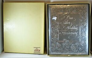 Hallmark Keepsake 25th Silver Anniversary Scrap Book Photo Album New & Sealed
