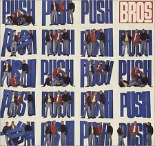 BROS Push 1988 UK vinyl LP EXCELLENT CONDITION When Will I Be Famous?