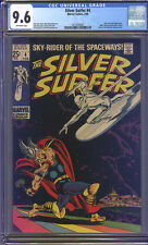 Silver Surfer #4 CGC 9.6 NM+ Universal CGC #1417876001