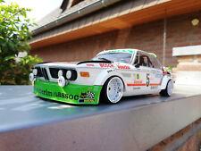 """Modell BMW 3,0 CSL #5 Veedol E9 Coupe  16"""" Rennsport-Alufelgen 1:18 Tuning/Umbau"""