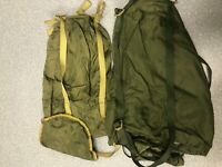 ADF Surplus Army Sleeping Bag - Cover - set of 2 USED