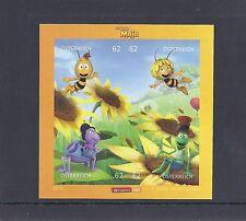 Österreich 2014 ** Block 81 Biene Maja Postfrisch siehe scan