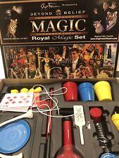 Royal Classic Magical Mysteries Beginner Magic Kit Kids Set Magician Trick Book