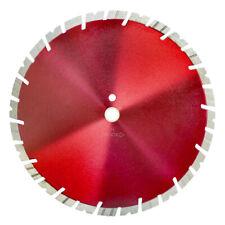 Metallic Red 14 X 125 X 1 Turbo Segmented Diamond Blade Cutter Cutting