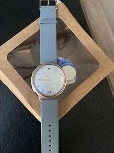 Misfit Phase Smart Watch Hybrid Runners Clock Shwroom Model No Box + Batt