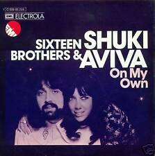 """SHUKI & AVIVA - SIXTEEN BROTHERS 7"""" SINGLE (S1986)"""