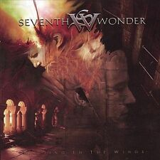 SEVENTH WONDER - WAITING IN THE WINGS * (NEW CD)