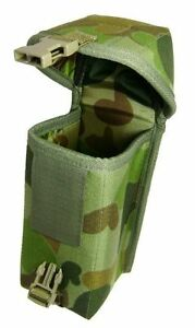 Recon ® BRAVO SMALL UTILITY AUSCAM POUCH 1.2ltr CAMOUFLAGE CAMO BAG CARRIER