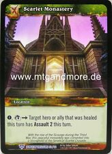 WoW - 1x Scarlet Monastery - Dungeon Treasure Pack