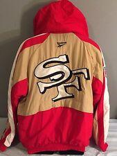 Vtg San Francisco 49ers NFL Football NFC Pro Line Embroidered Mens Medium Jacket