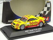 Schuco 1/43 - Audi TT R ABT 2002 Aiello