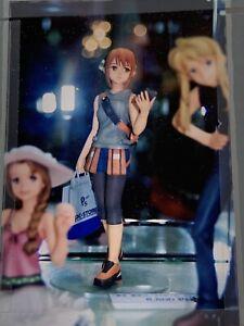 Anime Girl Resin Cast Model Kit - No Instructions