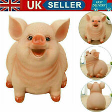Piggy Bank Silicone Coin Bank Money Saving Box Storage Pig Toy Gifts for Kids