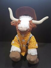 Build a Bear Workshop Disney Toy Story Bull Steer with outfit Woody
