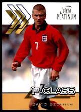 Futera World Stars 2002 - David Beckham England (First Class) No.3