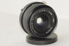 CHINAR MC Wide Angle f=28mm 1:2.8 Camera Lens Minolta MD Fit Mount