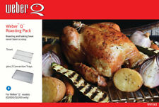 Weber® WEBER Q ROASTING PACK (TRIVET AND CONVECTION TRAYS)