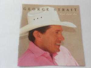 George Strait - Clear Blue Sky (1996)  **Country**