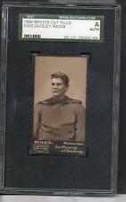 1894 Mayo N302 Football Card-Dudley Riggs-N302-Princeton