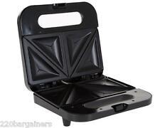 Oster NEW 220v 4-Slice Sandwich Maker 220 Volt for Europe Asia Africa 240V