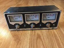 Micronta (Radio Shack) 3 Range Power / Modulation / SWR Tester Cat. # 21-522 TH