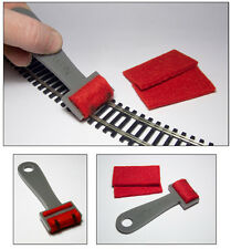 Track Cleaner for Z, N, HO and OO scale tracks - Proses TC-001 - Free post