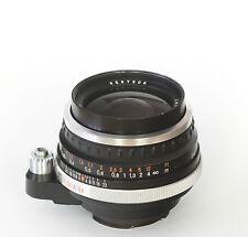 Carl Zeiss Jena DDR Flektogon 35mm f2.8 'aus Jena' Exa Exakta