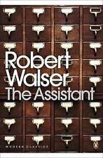 Assistant (Penguin Modern Classics)-ExLibrary