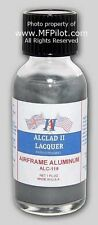 AIRFRAME ALUMINUM - 1 oz. Alclad Airbrush Lacquer #119