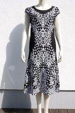 ESCADA * wunderschönes Kleid * Cocktailkleid * Dress * Schwarz Weiß * M