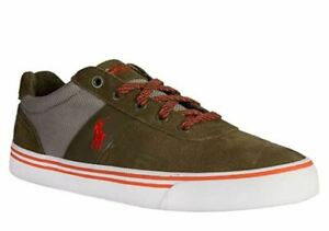 Polo Ralph Lauren Men's Hanford Lace-Up Fashion Sneakers Size 7