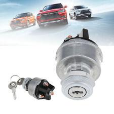 Universal-Ersatz-Zündschlosszylinder mit 2 Schlüsseln für Auto cas
