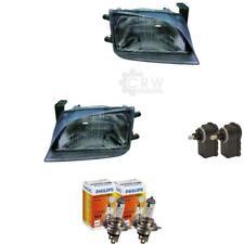 Scheinwerfer Set für Subaru Justy JMA MD inkl. PHILIPS Lampen inkl. Motor