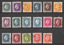 NEW ZEALAND 1915 KGV RECESS SET (JF-F)