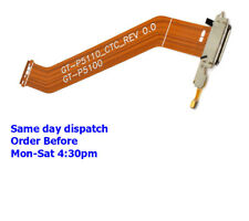 Muelle de Puerto de carga Micro USB Flex Micrófono para Samsung Galaxy Tab 2 10.1 P5100 P5110