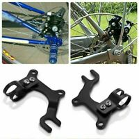 Adjustable MTB Bike Frame Conversion Kit Bicycle Disc V Brake Adaptor Bracket