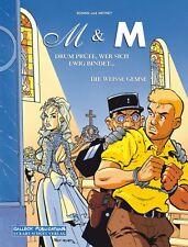M & M #5+6 HC-DOPPELBAND deutsch FELIX MEYNET(Fanfoue/Ewigen) HARDCOVER