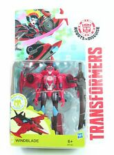 """TRANSFORMERS Robots in Disguise WINDBLADE 5"""" Autobot action figure toy - NEW!"""