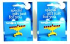 Lot Of 2 - Toys R Us Hanukah Holiday Menorah Collectible Gift Card Store Rare For Sale