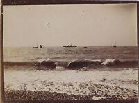 El Playa Instantáneo Wave Francia Vintage Citrato de Aprox. 1905