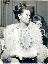 1965 MILANO TEATRO ALLA SCALA Inaugurazione stagione lirica - Nini ALBERINI Foto