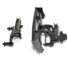 Traxxas E-Revo 1/16 Front Rear Bumpers Mounts Black Wing Body Mounts MERV