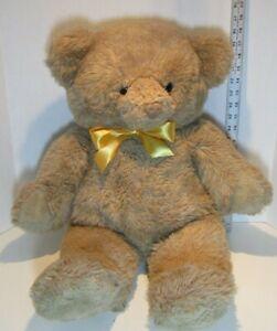 "Vintage 1980's RUSS Berrie Teddy So Soft 26"" JUMBO VERY RARE #457"
