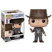 Funko Westworld POP Teddy Vinyl Figure NEW Toys Collectibles IN STOCK