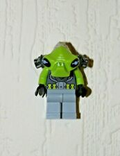 Genuine LEGO Martian Green Alien Planet Mars Manhunter Man Guy Mini Figure Toy