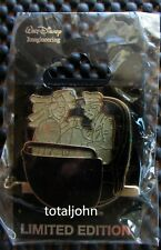 Disney WDI Haunted Mansion Doom Buggies Connector Pin #23 - Victorian Couple Pin