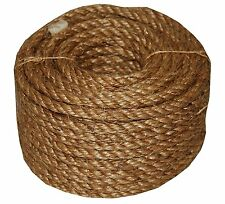T.W. Evans Cordage 1-inch by 100-Feet High Quality 5-Star Manila Rope, 26-099